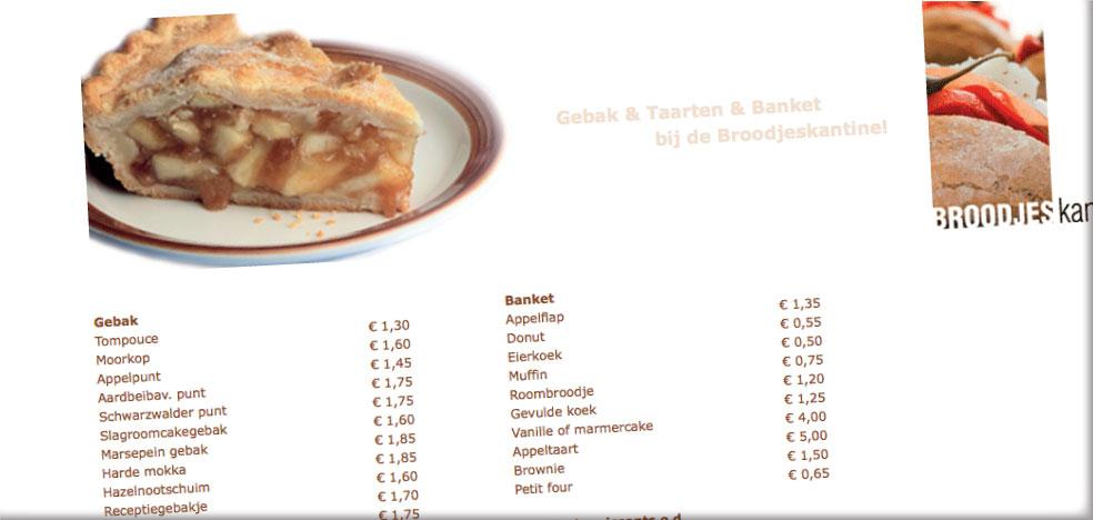 Drukkerij Teeuwen Broodjeskantine afbeelding 3