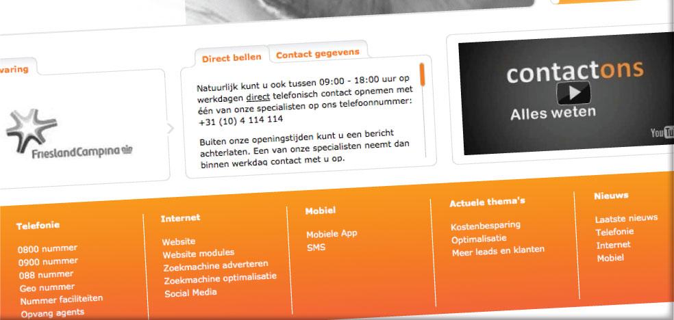 Drukkerij Teeuwen Contact ons afbeelding 3